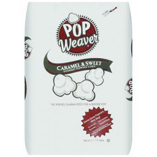Pop Weaver Popcorn 50lb Bag
