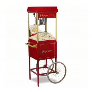 2408 Popcorn Machine 2689CR Popcorn Cart