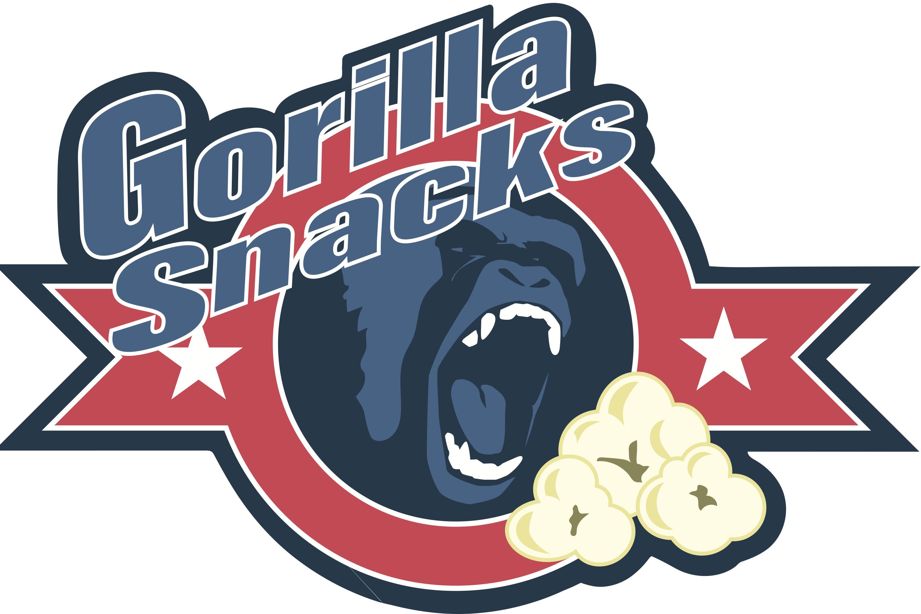 Gorilla Snacks